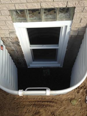 Egress Window Installation Contractor - Macomb County, MI