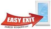 Egress Window Installation Michigan | Egress Window Wells Macomb, Shelby Twp, Lake Orion, Romeo Logo